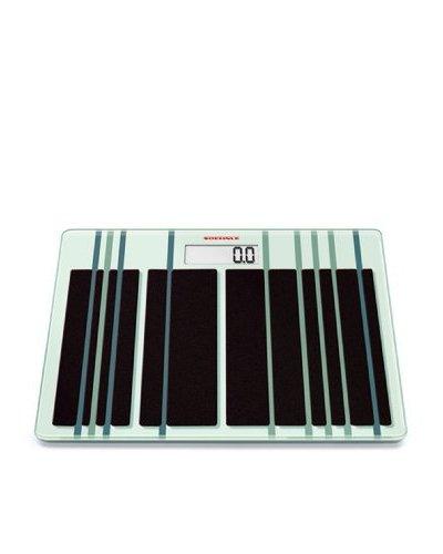 Soehnle 65418 Vario – Báscula de cocina, color blanco y transparente