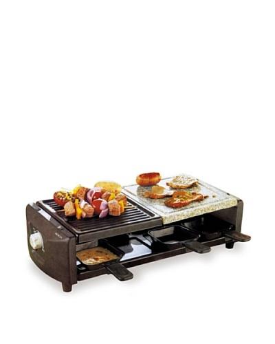 Sogo Grill cocina a la piedra Raclette 1200W