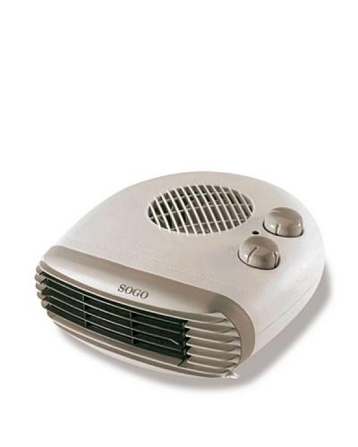 Sogo Calefactor Turbo con Ventilación - 2000W