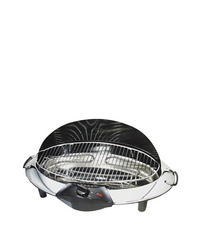 Sogo Barbacoa-grill con base anti-humo 1800W