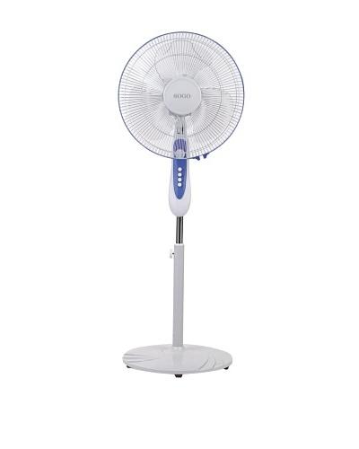 Sogo Ventilador de pie oscilante 40cm 50W
