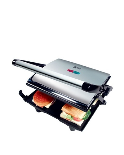 Sogo Sandwichera Press plancha 2200W