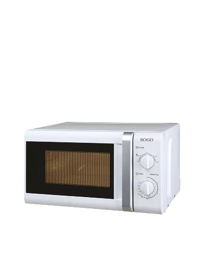 Sogo Microondas sin grill 20L 700W