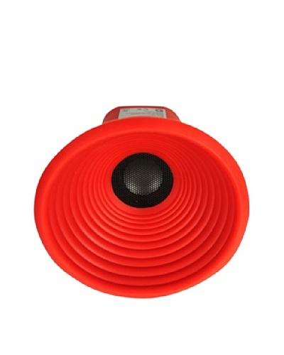 Sound Logic Altavoz Bluetooth Silicona (Rojo)