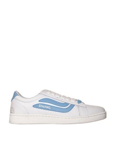 Spalding Zapatillas Mvp Lea Blanco / Azul Claro