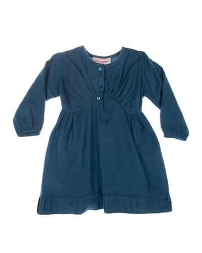Spantajáparos Vestido Mini liso Azul