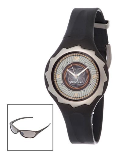 Speedo Reloj Reloj Speedo Gafa Atx2332 Negro