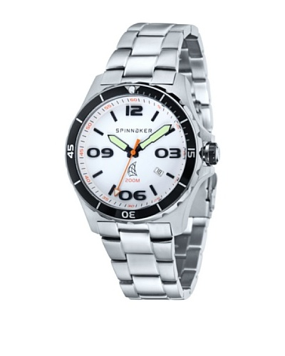 Spinnaker Reloj SP-5017-S2 Plata
