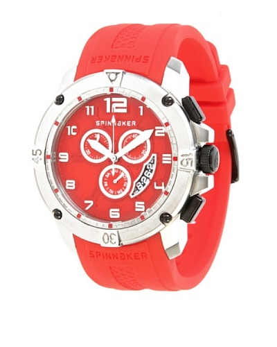 Spinnaker Reloj Tornado Rojo