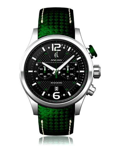 Spinnaker Reloj Montecarlo Verde