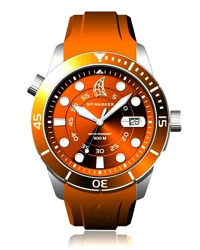 Spinnaker Reloj Helium Naranja