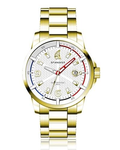 Spinnaker Reloj Wheel & Winch Dorado