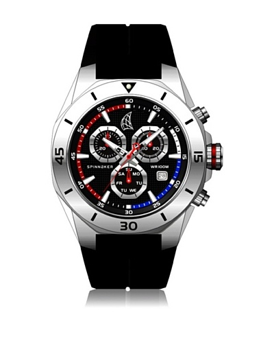 Spinnaker Reloj Keel Negro