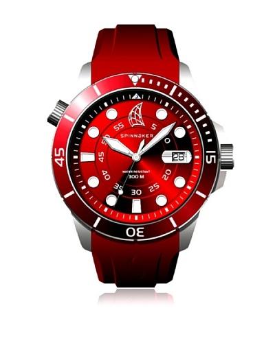 Spinnaker Reloj Helium Rojo