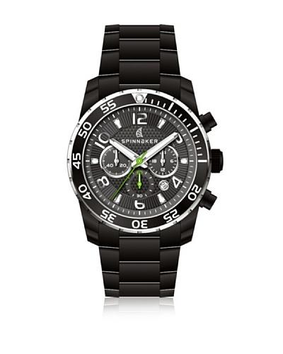 Spinnaker Reloj Stern Negro