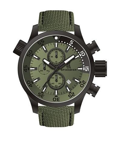Spinnaker Reloj Traveler Verde