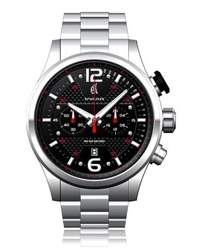 Spinnaker Reloj Montecarlo Metalizado