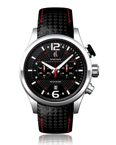 Spinnaker Reloj Montecarlo Negro