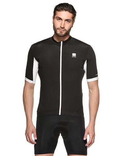 Sportful Mallot Bike Total Comfort Negro