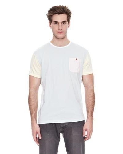 Springfield Camiseta S2 Paneles Pastel