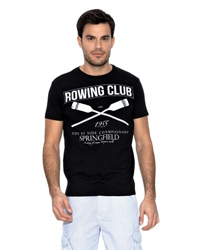 Springfield Camiseta Rowing