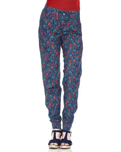 Springfield Pantalón Suelto Multicolor