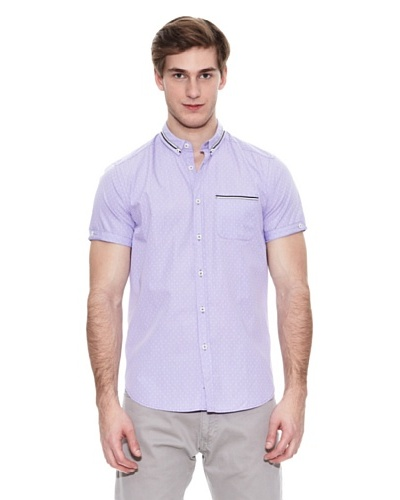 Springfield Camisa Vestir M/C. Sn Dobby Monty