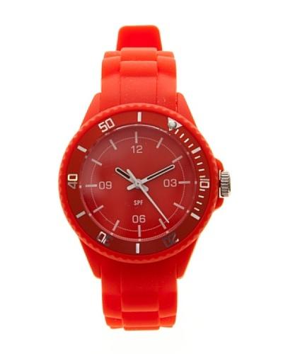 Springfield Reloj Basic Rojo