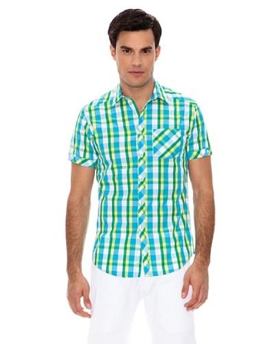 Springfield Camisa Cuadros Color Gales