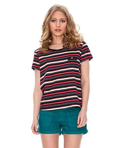 Springfield Camiseta Rayas Tapeta