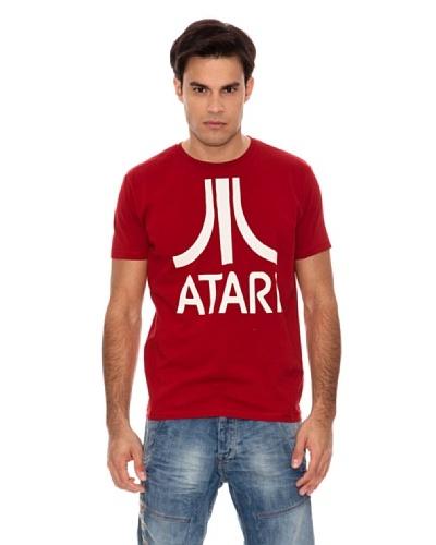 Springfield Camiseta Atari Rojo