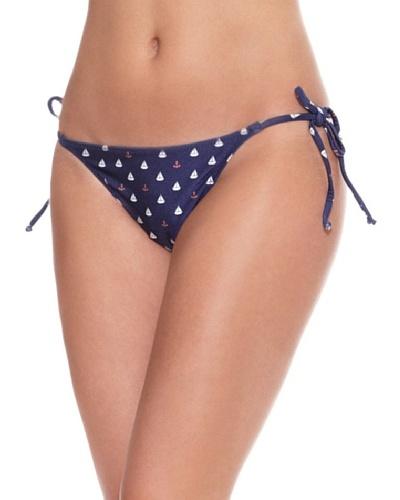 Springfield Braguita Bikini Anchor Bct Azul Marino