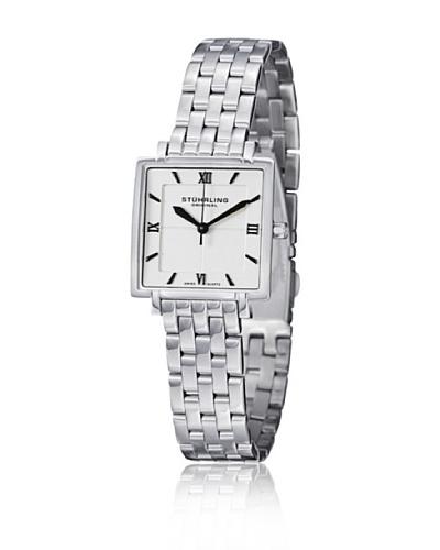 Stührling 42412112 Reloj de Caballero movimiento de cuarzo con brazalete metálico