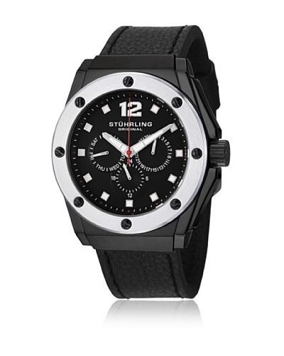 Stührling 46933B51 Reloj de Caballero movimiento de cuarzo con correa de piel