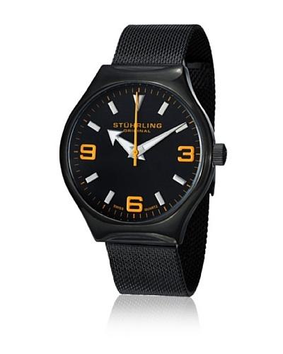 Stührling 184335957 Reloj de Caballero movimiento de cuarzo con brazalete metálico