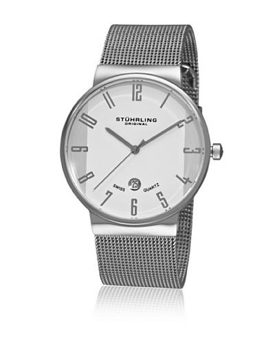 Stührling 327G33112 Reloj de Caballero movimiento de cuarzo con brazalete metálico