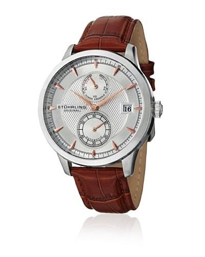 Stührling Reloj 493.3315K2 de Caballero movimiento automático con correa de piel