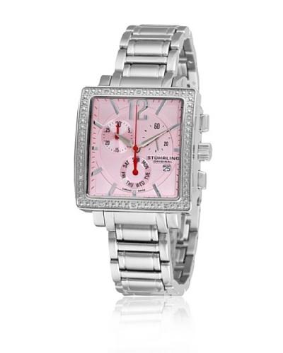 Stührling 316L12114 Reloj de Señora movimiento de cuarzo con brazalete metálico