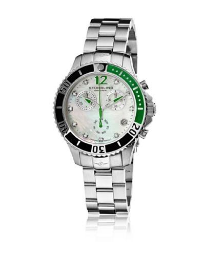 Stührling 162CR112J17 Reloj de Señora movimiento de cuarzo con brazalete metálico