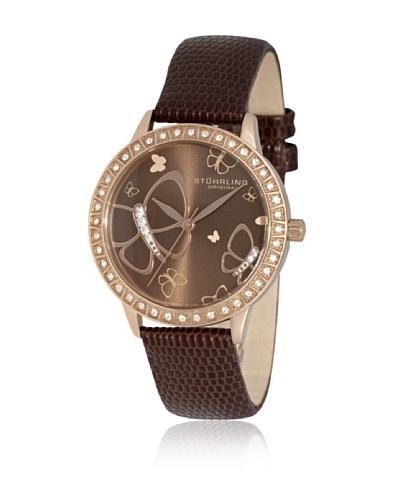 Stührling 2991245K59 Reloj de Señora movimiento de cuarzo con correa de piel