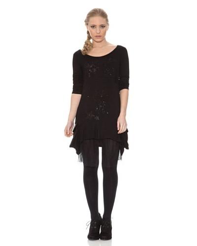 Stix Casual Vestido Negro