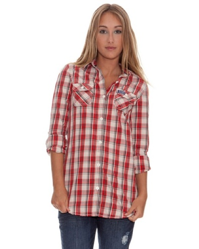 Superdry Camisa Manga Larga