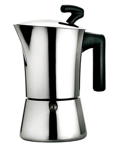 Supreminox Cafetera viena 2 tazas  en acero inoxidable 18/10