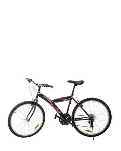 SVG Bicicleta de Montaña Ride Line 26″ Negro / Rojo