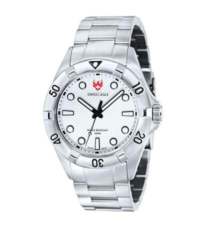 Swiss Eagle Reloj Dive Metalizado