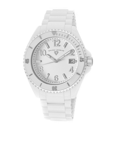 Swiss Legend Reloj Luminar Lady Blanco