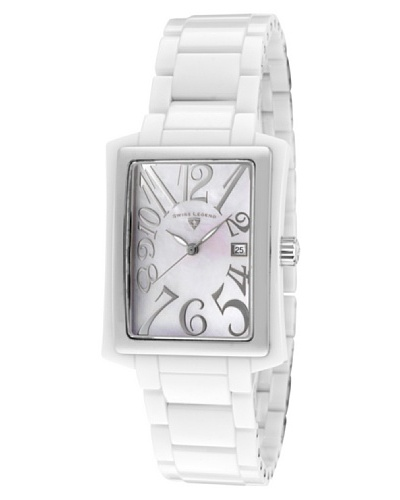 Swiss Legend Reloj Bella Blanco