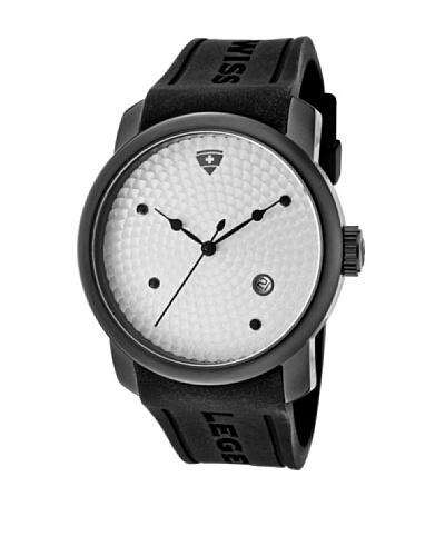 Swiss Legend Reloj Planetimer Negro