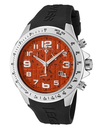 Swiss Legend Reloj Eograph Chrono Negro