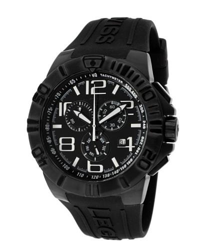 Swiss Legend Reloj Super Shield Negro